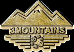 3 Mountains Logo